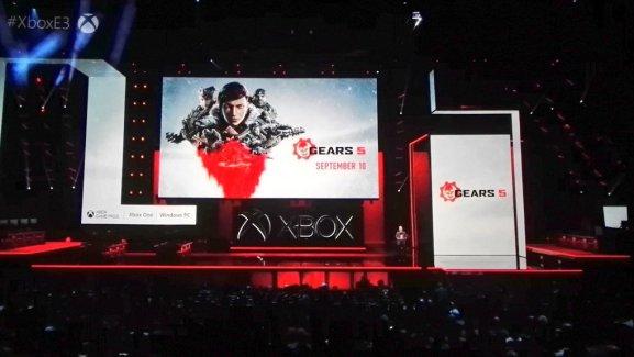Gears 5 Xbox E3