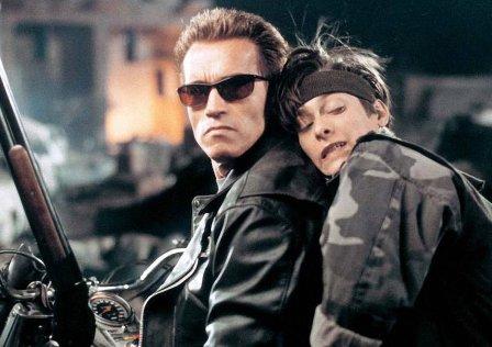 Edward Furlong Terminator 2