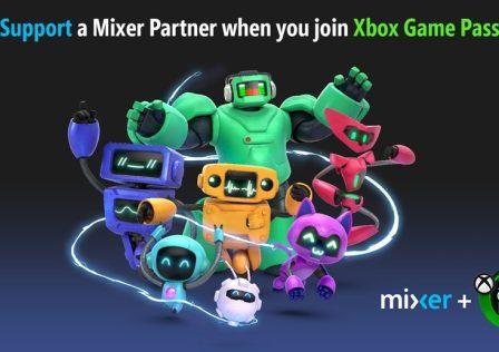 Mixer Xbox Game Pass