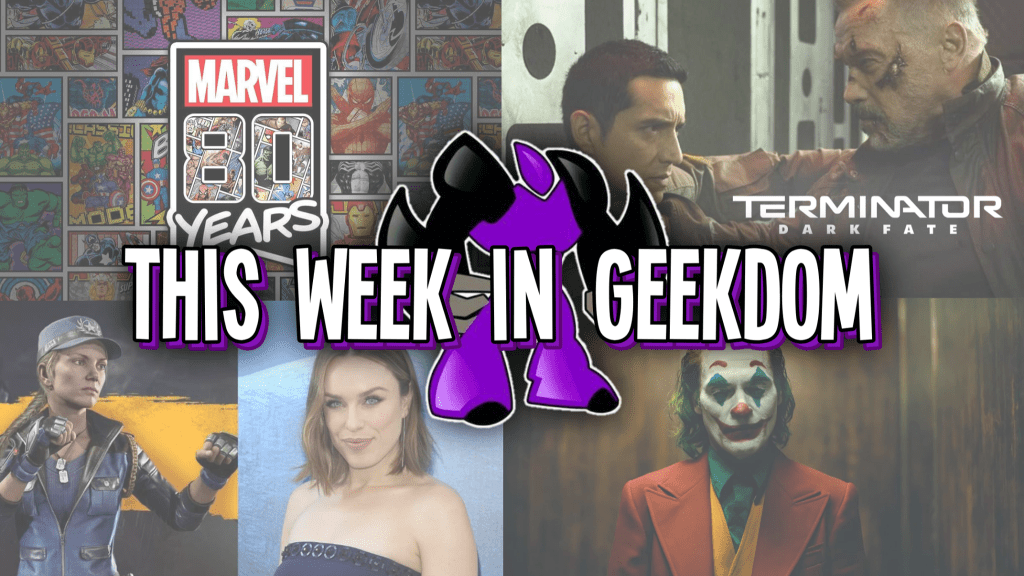 This Week In Geekdom: Joker Reviews, Marvel Comics 80 & More