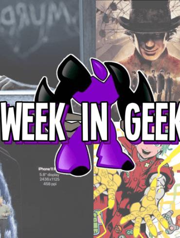 This Week in Geekdom 8