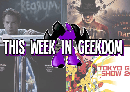 This Week in Geekdom