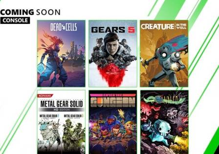 Xbox Game Pass September 2019