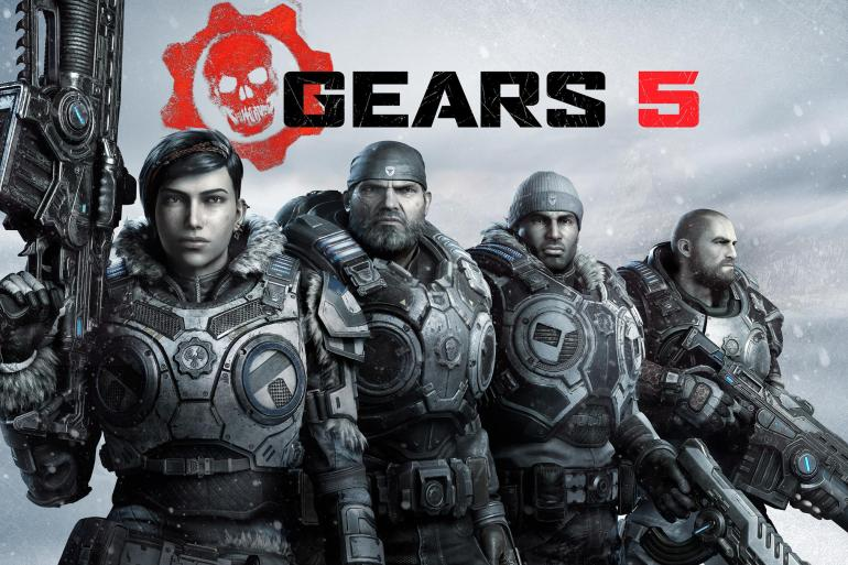 Gears 5 - Colin Penty Interview