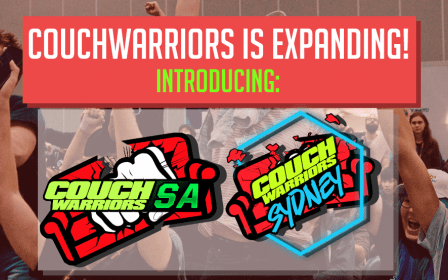 CouchWarriors Expansion