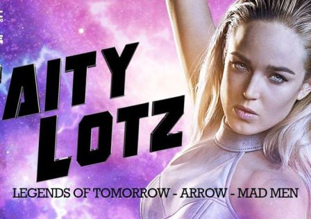 Caity Lotz