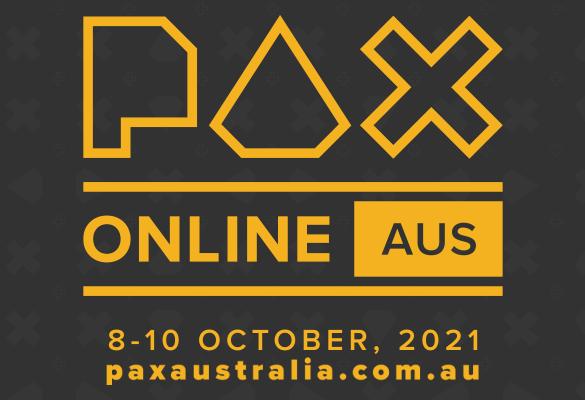 PAX AUS Online 2021