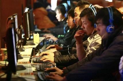 china attack on microsoft