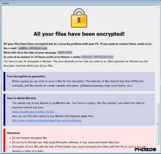Atacul ransomware a criptat toate documentele spitalului.