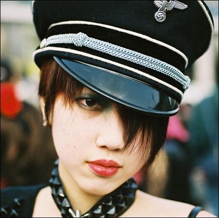 nazi eastern girl