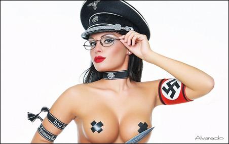 nazi naughty