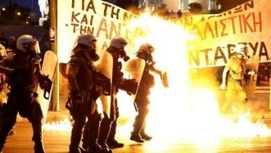 صورة اليونان: العودة الى الشارع