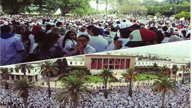 صورة بيان اطاك المغرب : النصر لمعركة الطلبة الأطباء بالمغرب