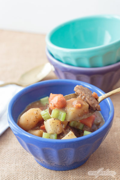 Old Fashioned Hearty Beef Stew Recipe