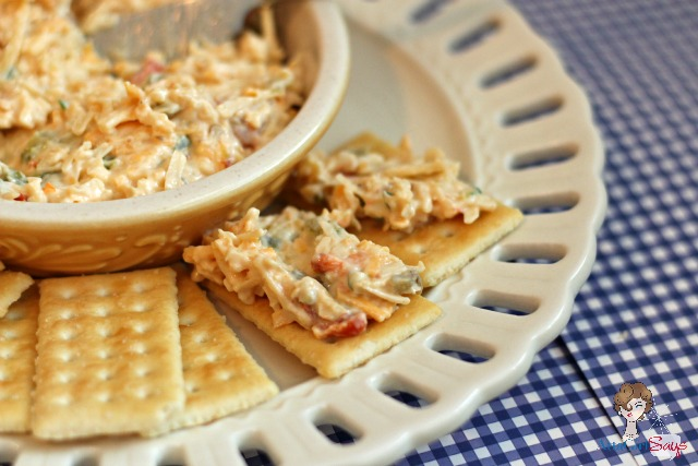 Pimento Cheese Party Spread Recipe