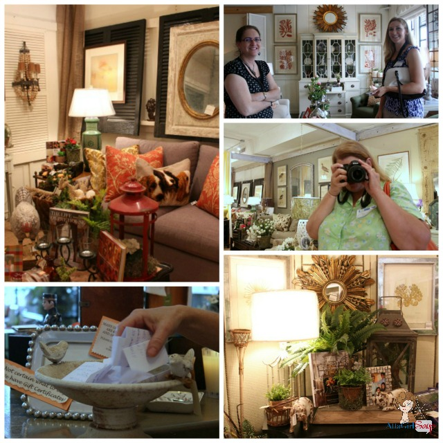 Summerhouse Hometalk NC Bloggers Meetup