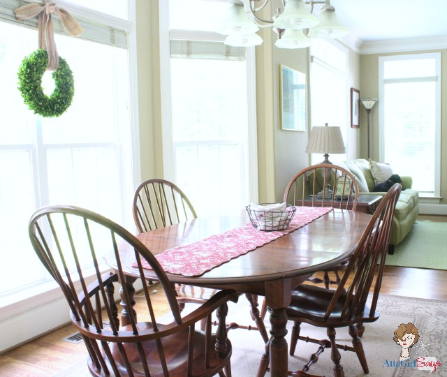 Atta Girl Says: Breakfast Nook