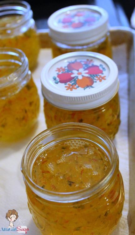 Atta Girl Says: Homemade Homemade Pepper Jelly Recipe