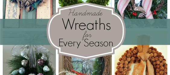 Handmade Wreaths for Every Season