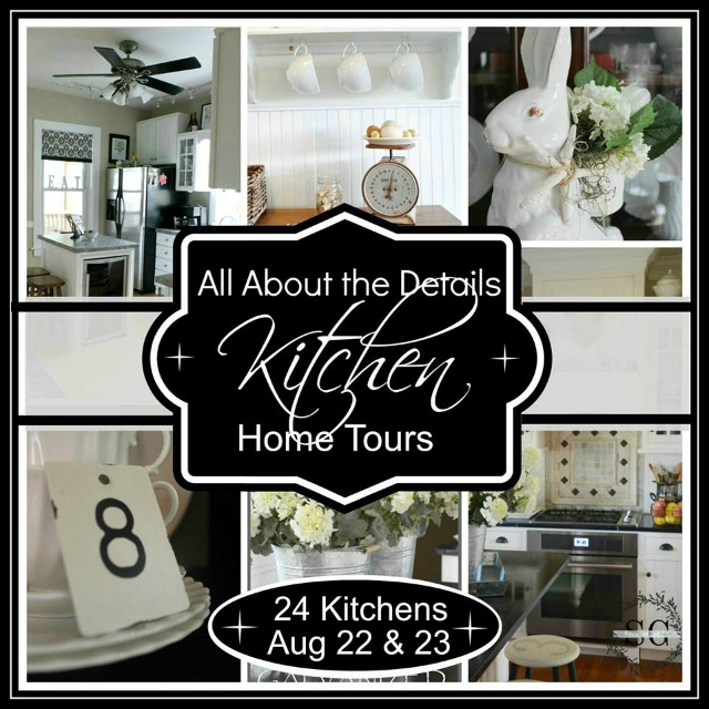 Kitchen Showcase with 24 Bloggers