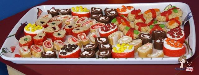 Fun Fushi Candy Sushi