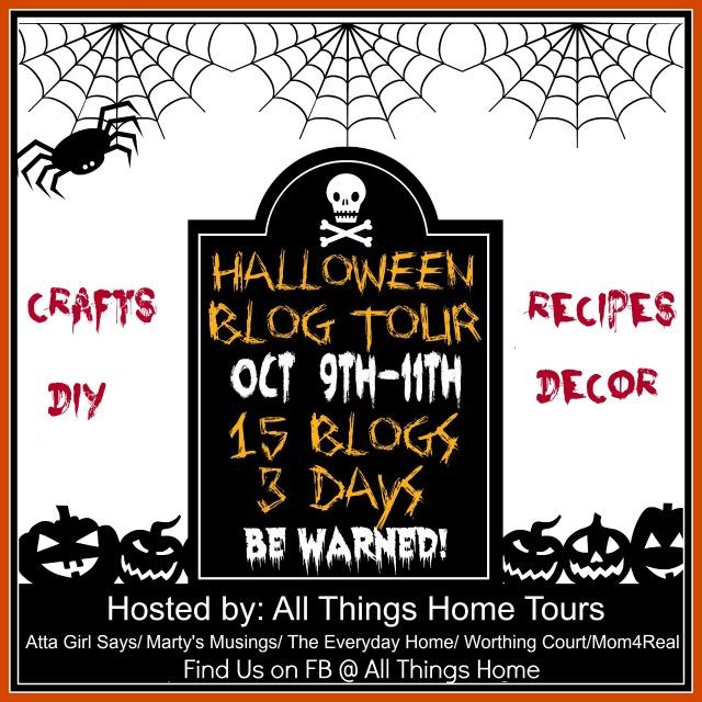 All Things Home Halloween Showcase