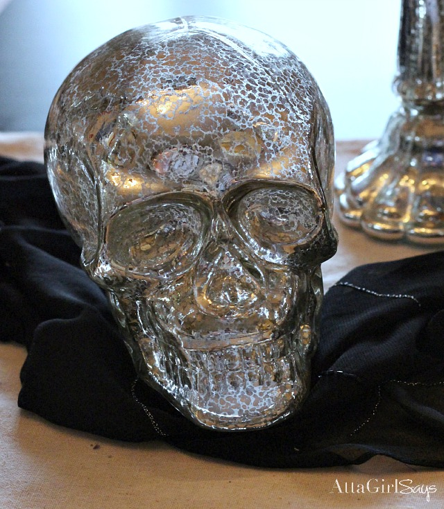 Gothic, Ghastly & Gory: Halloween Decorating Ideas from Atta Girl Says