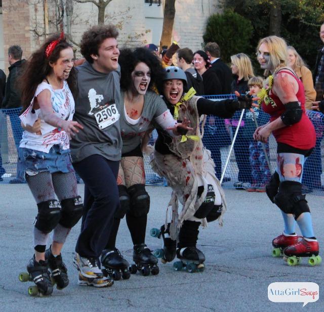 'Walking Dead Inspired Hershel's Barn Halloween Decorations