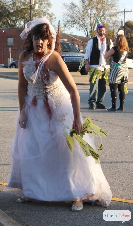 Greensboro Zombie Run
