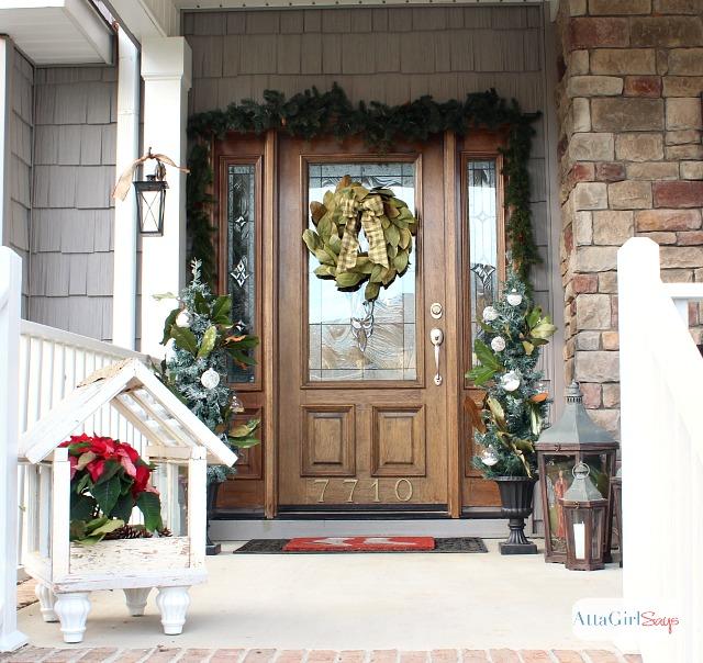 Atta Girl Says 2013 Christmas Home Tour & Holiday Decorating Ideas