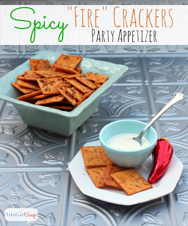 Fire Crackers Easy Party Food Recipe
