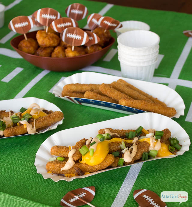 #ad Easy Game Day Recipes with Tyson Anytizers #SuperMoments