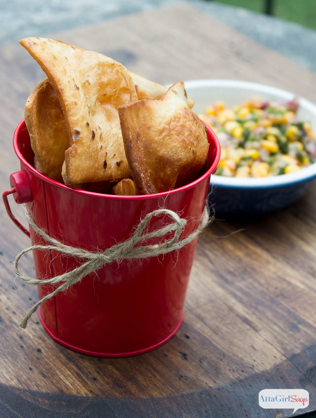 How to Make Tortilla Chips: These are the best tortilla chips you will ever eat!