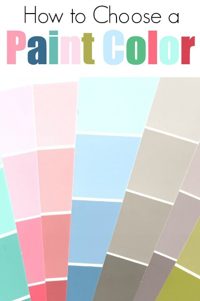 Follow these tips for How to Choose a Paint Color and Avoid Costly Decorating Mistakes