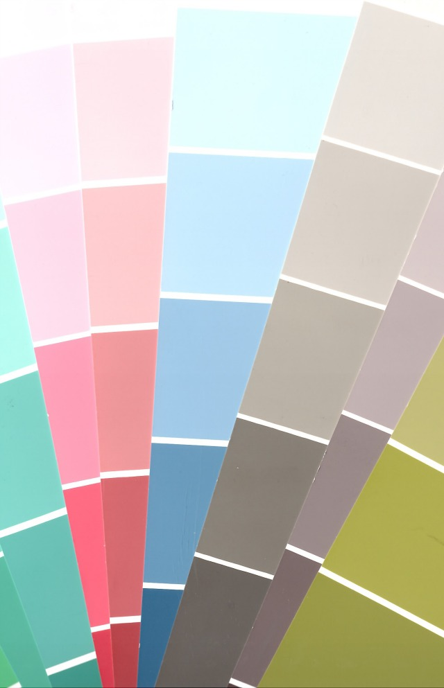 Tips for Choosing Paint Colors