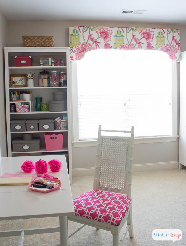 Craft Room Ideas & Home Office Design