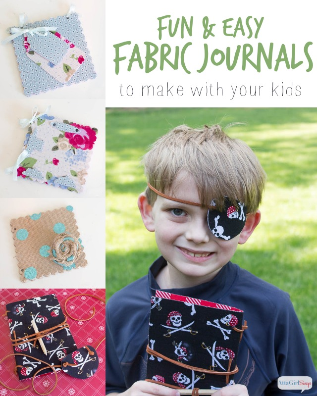 Make Personalized Journals for Kids with Phoomph