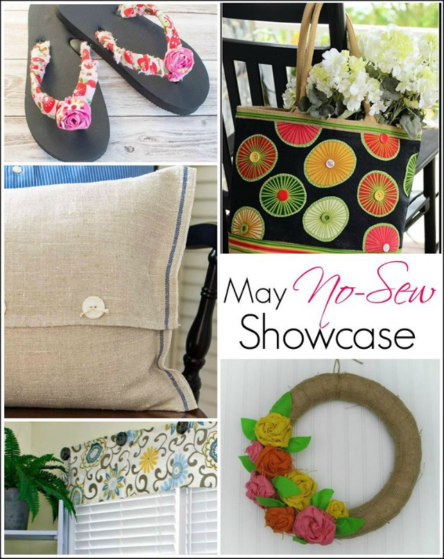 No-Sew Showcase: Five Easy Spring Crafts with No Sewing Involved