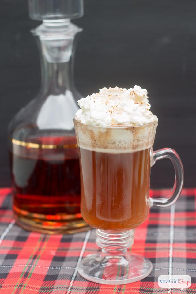 Hot Buttered Rum Mix Recipe