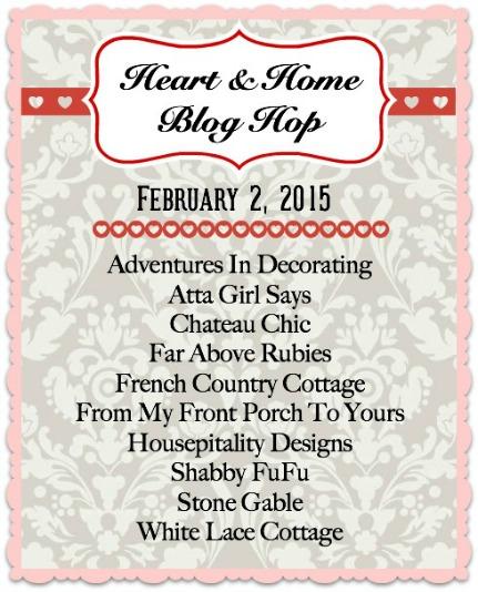 Heart & Home Blog Hop