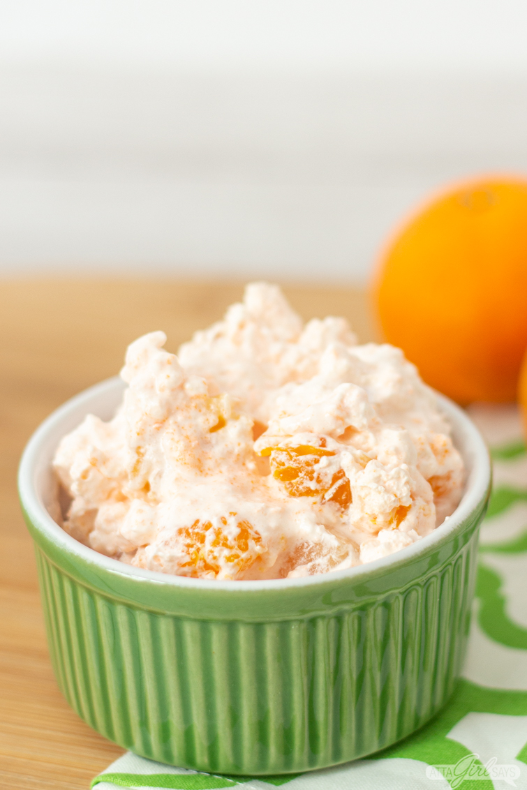 JELL-O Mandarin Orange Salad