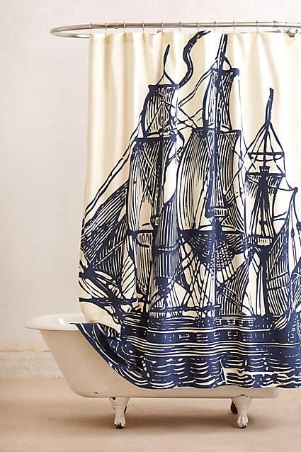 Nautical Kids Bathroom Ideas