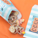 halloween party mix in bags