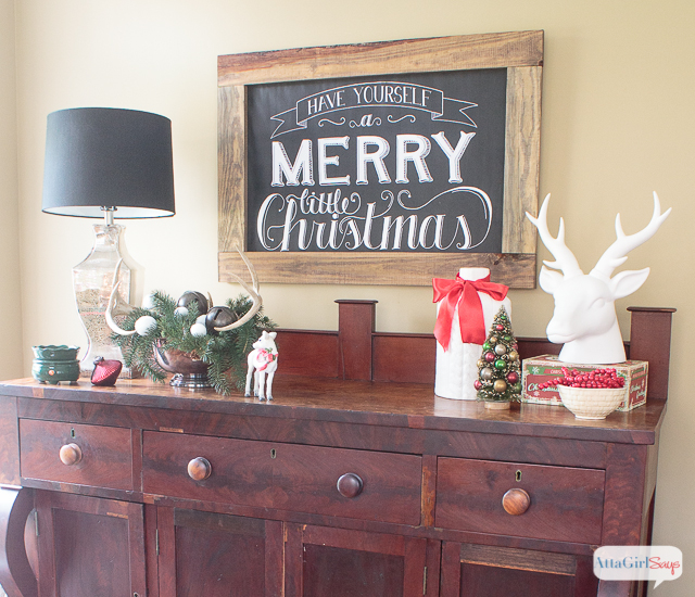 2015 Christmas Home Tour