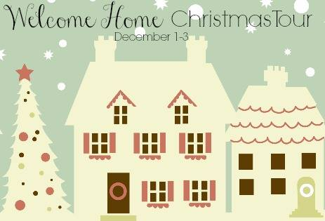 Join a group of bloggers as we welcome you into our homes for Christmas with decorations that are sure to inspire.