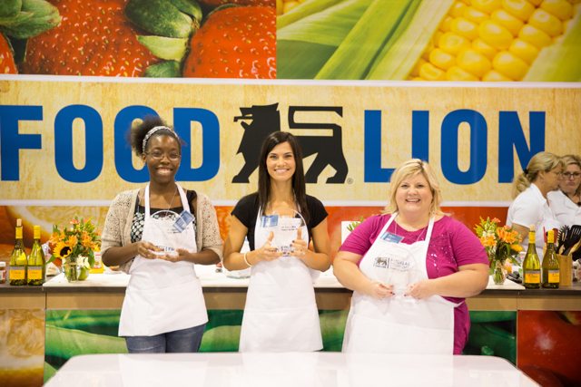The Food Lion Frugal Cookoff is all about teaching busy families how to prepare healthy and cheap easy meals using everyday ingredients. #sponsored