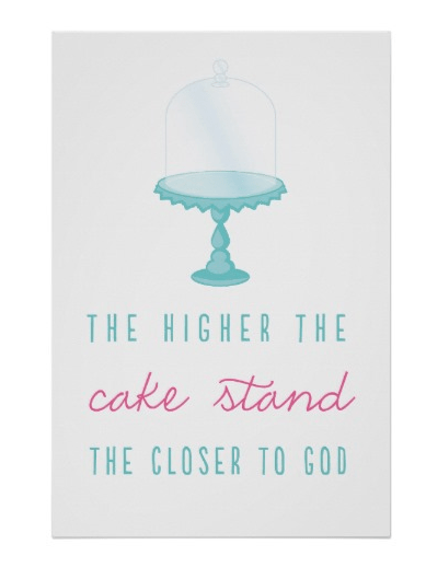29 Gorgeous Cake Stands to Elevate your Entertaining