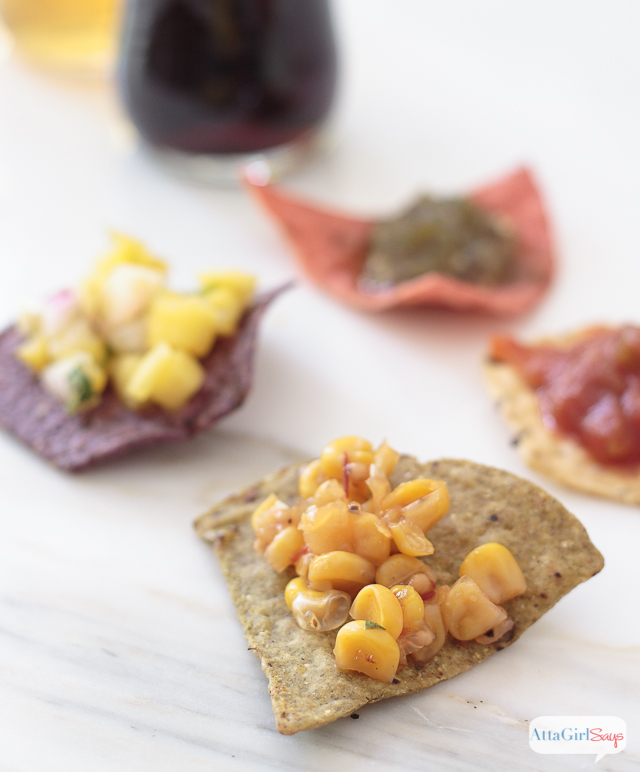 Shake up your Memorial Day party and summertime entertaining plans by hosting and chips and salsa and beer tasting party, featuring Food Should Taste Good Tortilla Chips and your favorite dips and brews. Check out menu ideas, pairing suggestions and print a free tasting worksheet for your party guests. #sponsored #FoodShouldTasteGood