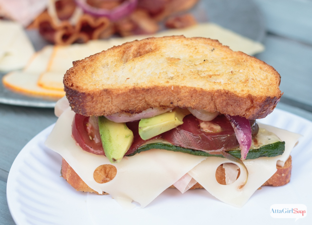 Summertime Grilled Sandwich Recipes