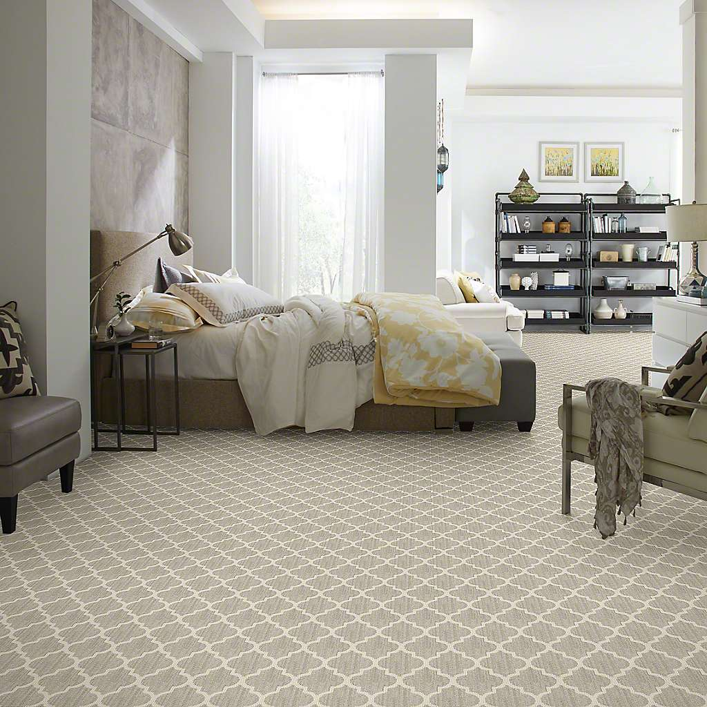 Whether you're looking to install hardwoods, carpet the bedroom, add a rug to the dining room or give your bathroom a makeover, there's a farmhouse flooring option that will work for the space -- and your budget! These are some of my favorite farmhouse style hardwood floors, laminate floors, carpeting, rugs, tile and vinyl floors. #ad #shawfloors